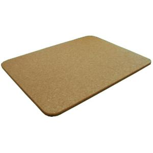 Cork Bath Mat 600mm x 450mm x 13mm thick