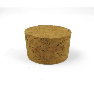Small Tapered Cork 28mm dia (SP9)