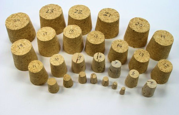 No.22 Cork Stopper 44.5 mm