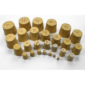 No.0 Tapered Cork 9.5 mm
